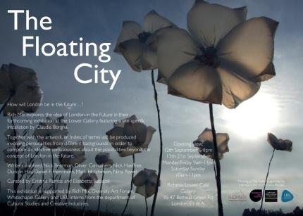 einvite -Floating City.